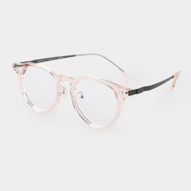 Jean Paul iv (Clear-Pink, Deep Gray)